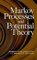 Markov Processes & Potential Theory