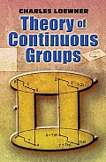 Theory of Continuous Groups (08 Edition)