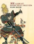 101 Great Samurai Prints Cover