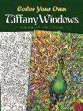 Color Your Own Tiffany Windows Cover