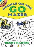 People On Go Mazes