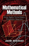 Mathematical Methods (08 Edition)