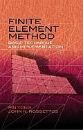 Finite Element Method Basic Technique & Implementation