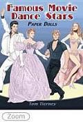 Famous Movie Dance Stars Paper Dolls (Dover Celebrity Paper Dolls) Tom Tierney, Paper Dolls and Paper Dolls for Grownups