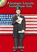 Abraham Lincoln Sticker Paper Doll