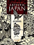 Artistic Japan: 300 Traditional Spot Illustrations [With CDROM]