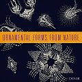 Ornamental Forms from Nature [With CDROM]