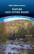 Nature and Other Essays (Thrift Edition) Cover
