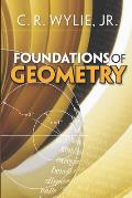 Foundations of Geometry Cover