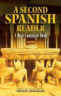 A Second Spanish Reader: A Dual-Language Book Cover