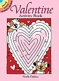 Valentine Activity Book Valentine Activity Book