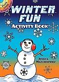Winter Fun Activity Book (Dover Little Activity Books)