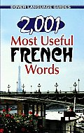 2,001 Most Useful French Words Cover