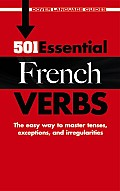 501 Essential French Verbs Cover