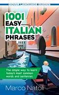 1001 Easy Italian Phrases (Dover Language Guides)