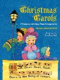 Christmas Carols: 44 Favorites with Easy Piano Arrangements