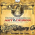 Vintage Commercial Art & Design [With CDROM] (Dover Pictorial Archives)