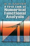 A First Look at Numerical Functional Analysis First Look at Numerical Functional Analysis