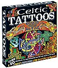Celtic Tattoos: Over 50 Temporary Tattoos Including Glitter and Glow-In-The-Dark