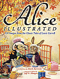 Alice Illustrated: 120 Images from the Classic Tales of Lewis Carroll (Dover Fine Art, History of Art)
