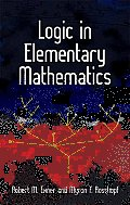 Logic in Elementary Mathematics