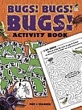 Bugs Bugs Bugs Activity Book