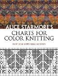 Alice Starmore's Charts for Color Knitting: New and Expanded Edition Cover
