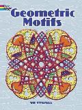Geometric Motifs (Dover Coloring Books)