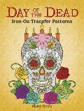 Day of the Dead Iron On Transfer Patterns