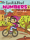 Look & Find Numbers to Color