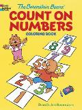 Berenstain Bears Count on Numbers Coloring Book