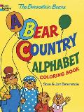 The Berenstain Bears(r) -- A Bear Country Alphabet Coloring Book
