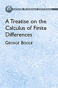 A Treatise on the Calculus of Finite Differences (Dover Phoenix Editions)