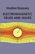 Electromagnetic Fields and Waves Cover
