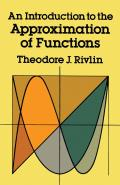 Introduction To The Approximation Of Functions