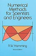Numerical Methods for Scientists & Engineers.  2nd Edition