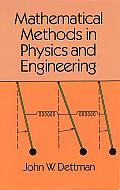 Mathematical Methods in Physics and Engineering Cover