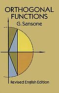 Dover Books on Advanced Mathematics #9: Orthogonal Functions
