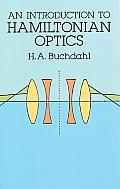 Introduction To Hamiltonian Optics