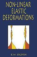 Nonlinear Elastic Deformations