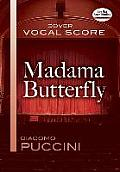 Madama Butterfly: Vocal Score (Dover Vocal Scores)