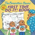 The Berenstain Bears' First Time Do-It! Book (Berenstain Bears First Time Books)