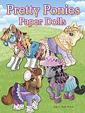 Pretty Ponies Paper Dolls