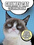 Grumpy Cat Coloring Book (Dover Coloring Books for Children)