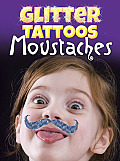 Glitter Tattoos Moustaches