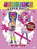 Harajuku Paper Dolls: Japanese Street Fashions!