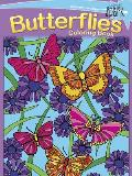 Spark -- Butterflies Coloring Book