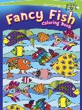 Spark -- Fancy Fish Coloring Book