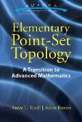 Elementary Point-Set Topology: A Transition to Advanced Mathematics (Aurora: Dover Modern Math Originals)