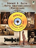 Edward S. Curtis' North American Indian Photographs CD-ROM and Book